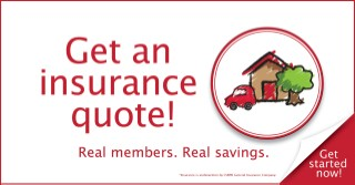 Home and Auto QuickQuote Banner White